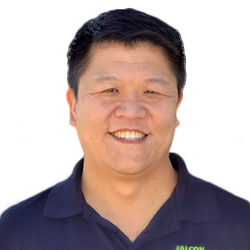 Stephen Shang, CEO - Falcon Structures